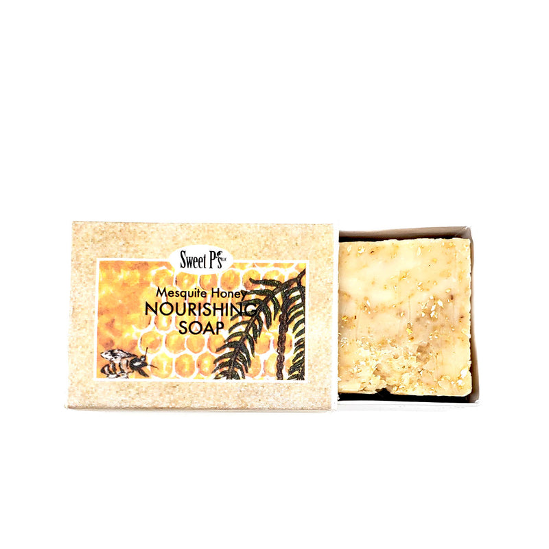 Boxed Soap - Mesquite Honey