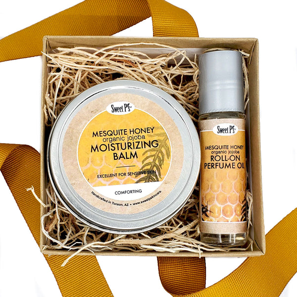Perfect Pair Gift Set - Mesquite Honey