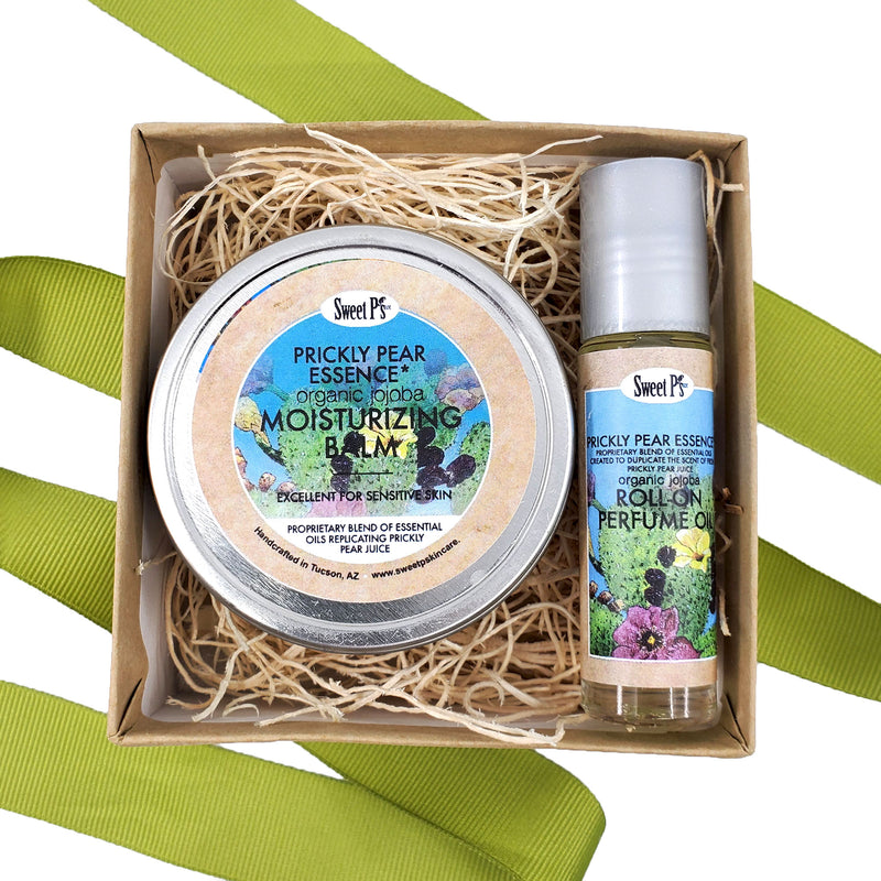 Perfect Pair Gift Set - Prickly Pear Essence
