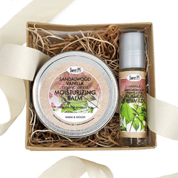 Perfect Pair Gift Set - Sandalwood/Vanilla
