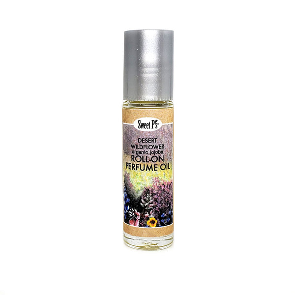 Roll-on Perfume Oil - Desert Wildflower
