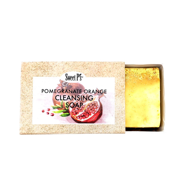 Boxed Soap - Pomegranate Orange
