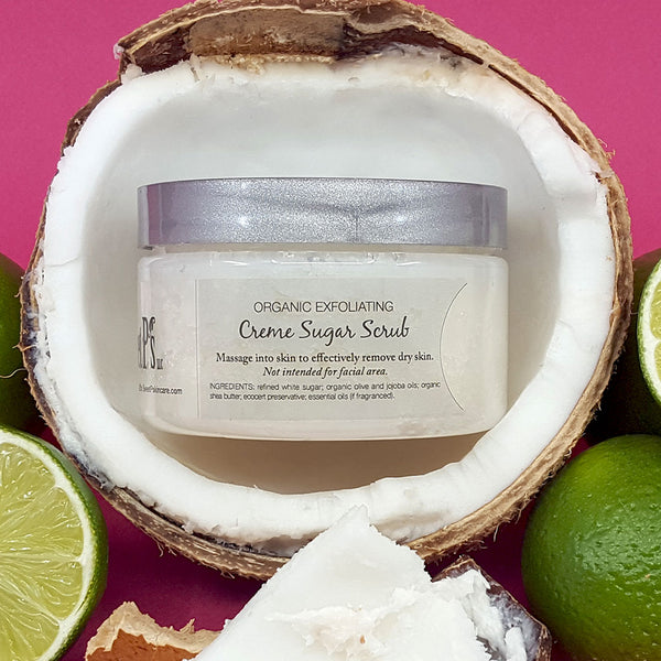 Creme Sugar Scrub - Fruits