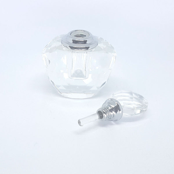 Custom Crystal Heart Perfume - Citrus