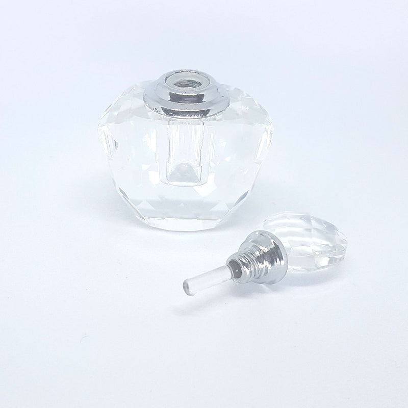 Crystal Heart Perfume Oil - Spices & Herbs