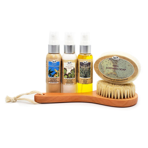 Desert Botanical Body Care Set