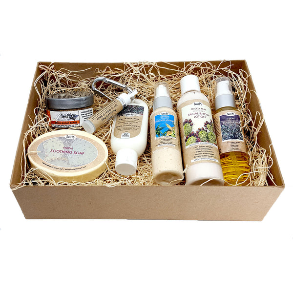 Desert Botanical Skin Care Set - 6 Piece