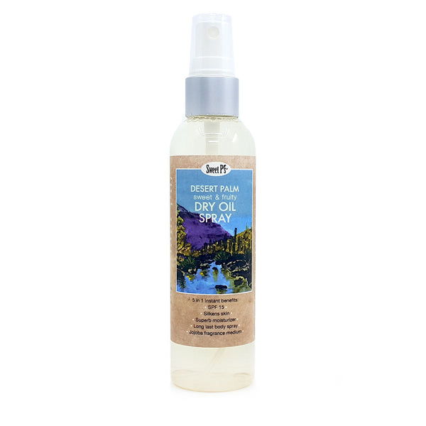 Dry Oil Spray - Desert Palm