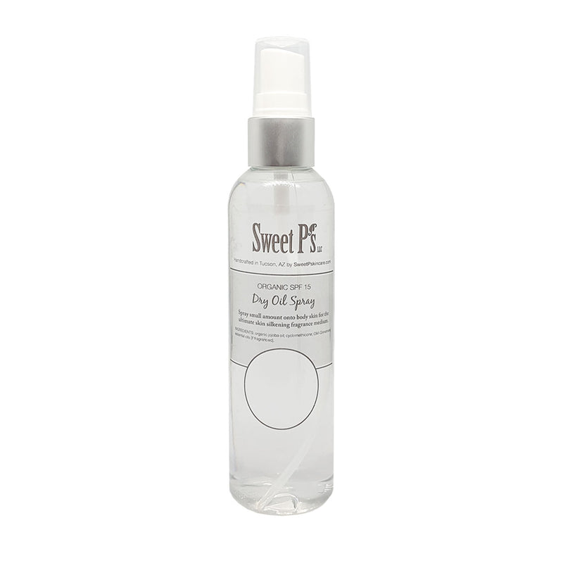 Dry Oil Spray - Fruits