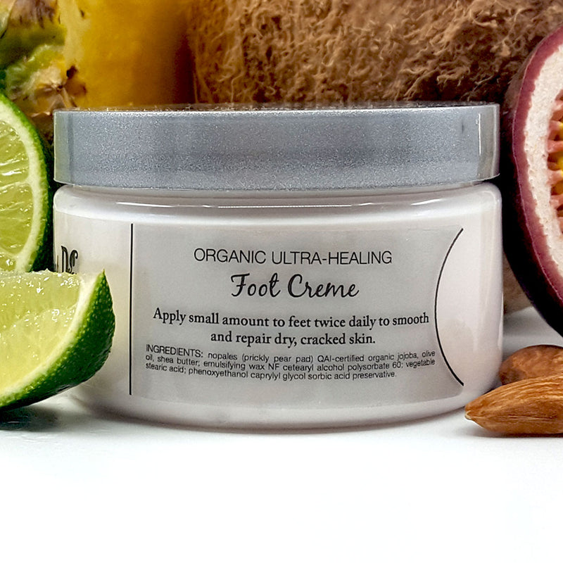 Nopal Ultra Healing Foot Creme - Fruits