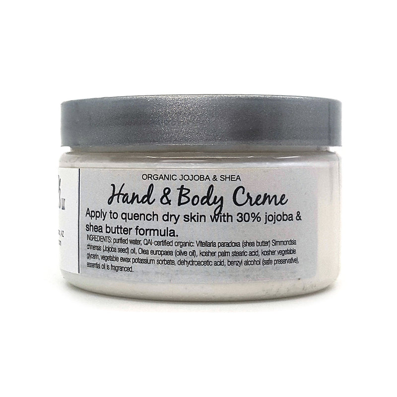Hand & Body Creme - Spices & Herbs