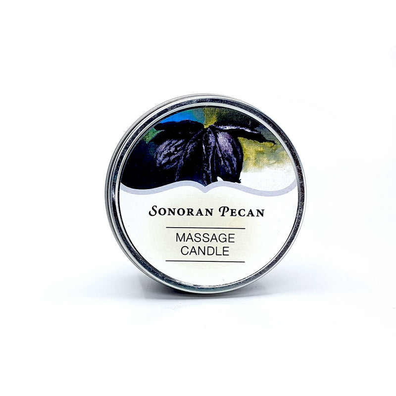 Massage Candle - Sonoran Pecan