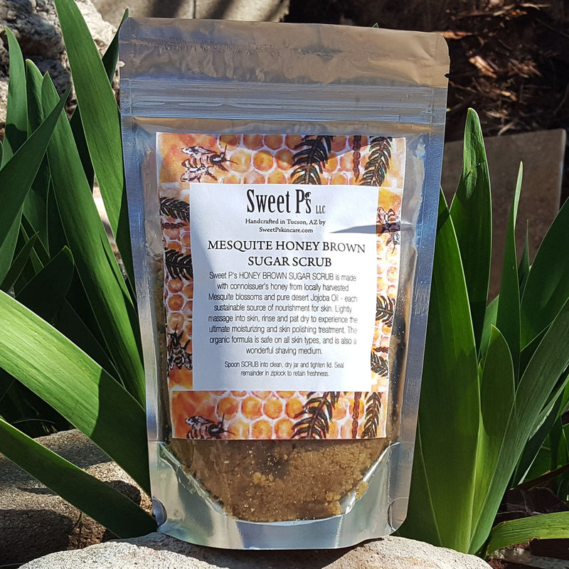 Scrub - Mesquite Honey Brown Sugar