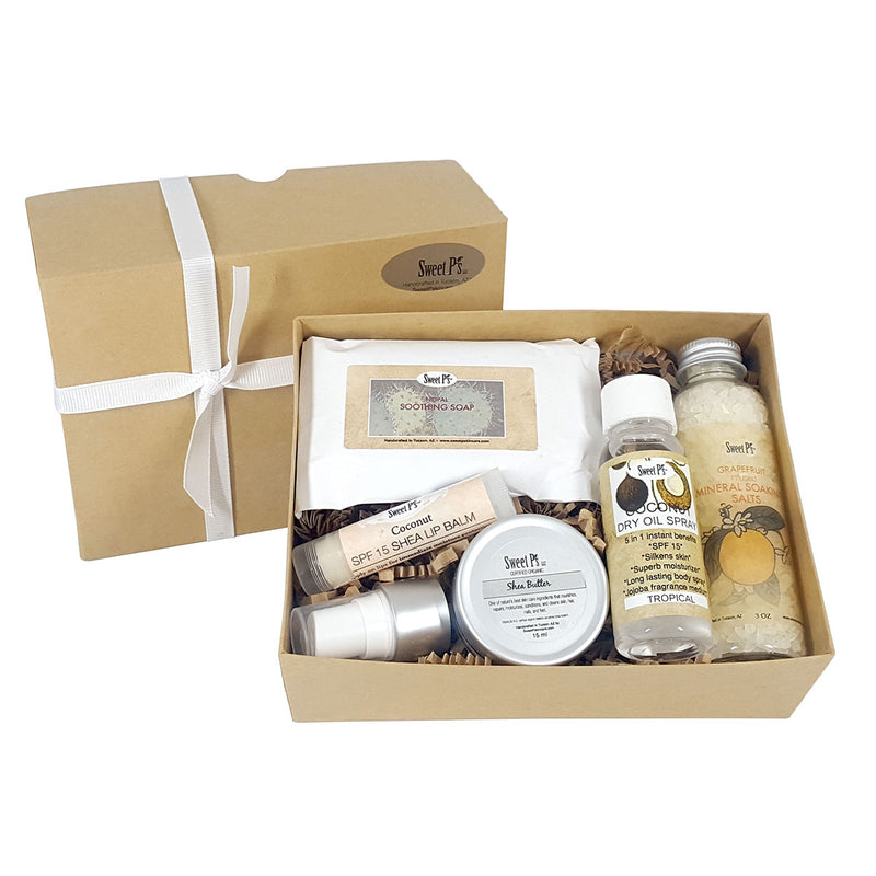 Mini Spa Set - Coconut