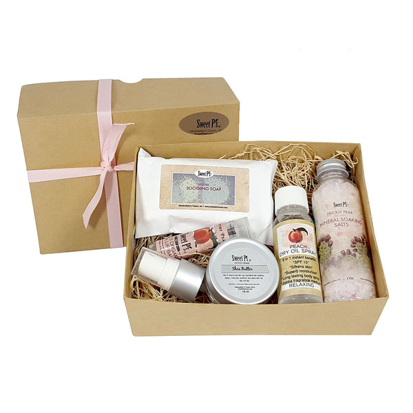 Mini Spa Set - Peach
