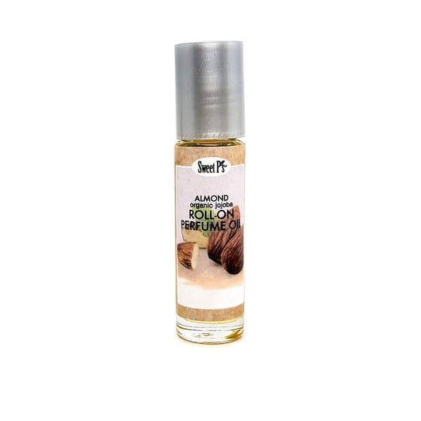 Roll-on Perfume Oil - Almond
