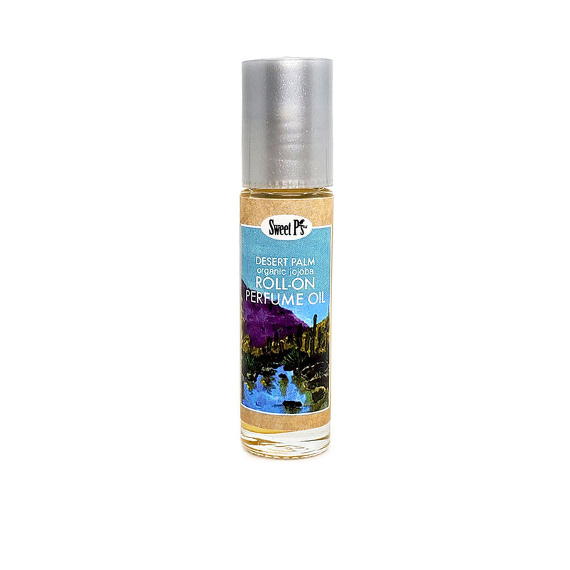 Roll-on Perfume Oil - Desert Palm