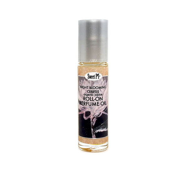 Roll-on Perfume Oil - Night Blooming Cereus