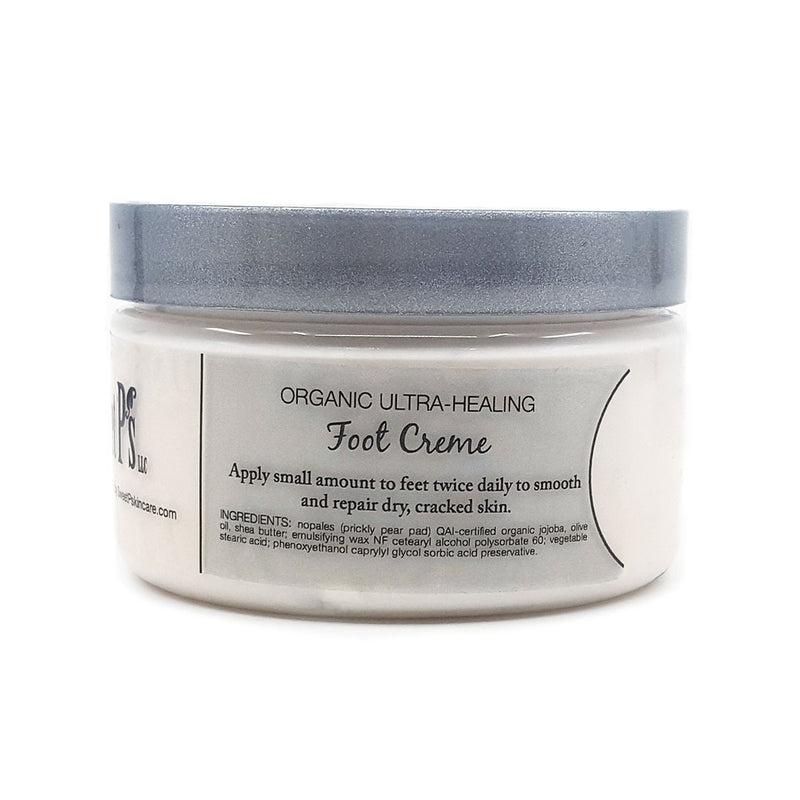 awesome foot creme for dry cracked skin