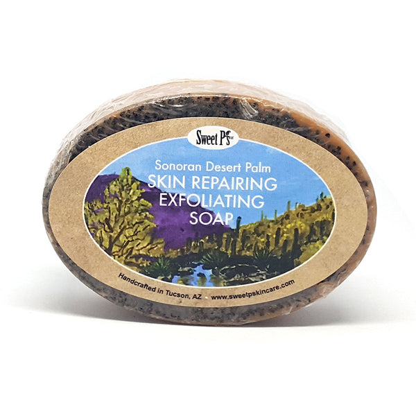 Soap - Sonoran Desert Palm Exfoliating (Skin Repair)