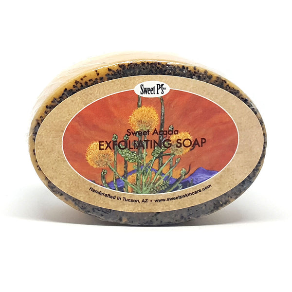 Soap - Sweet Acacia (Exfoliating)