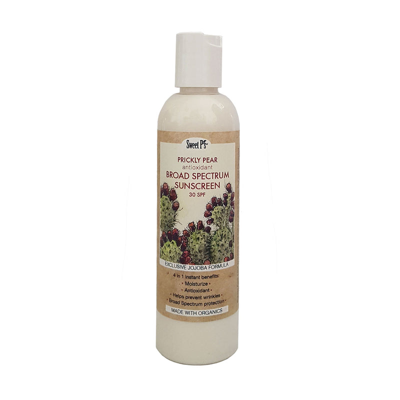 Prickly Pear Antioxidant Jojoba Sunscreen SPF30