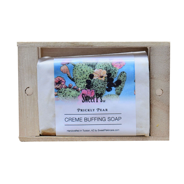 organic prickly pear soap made in tucson