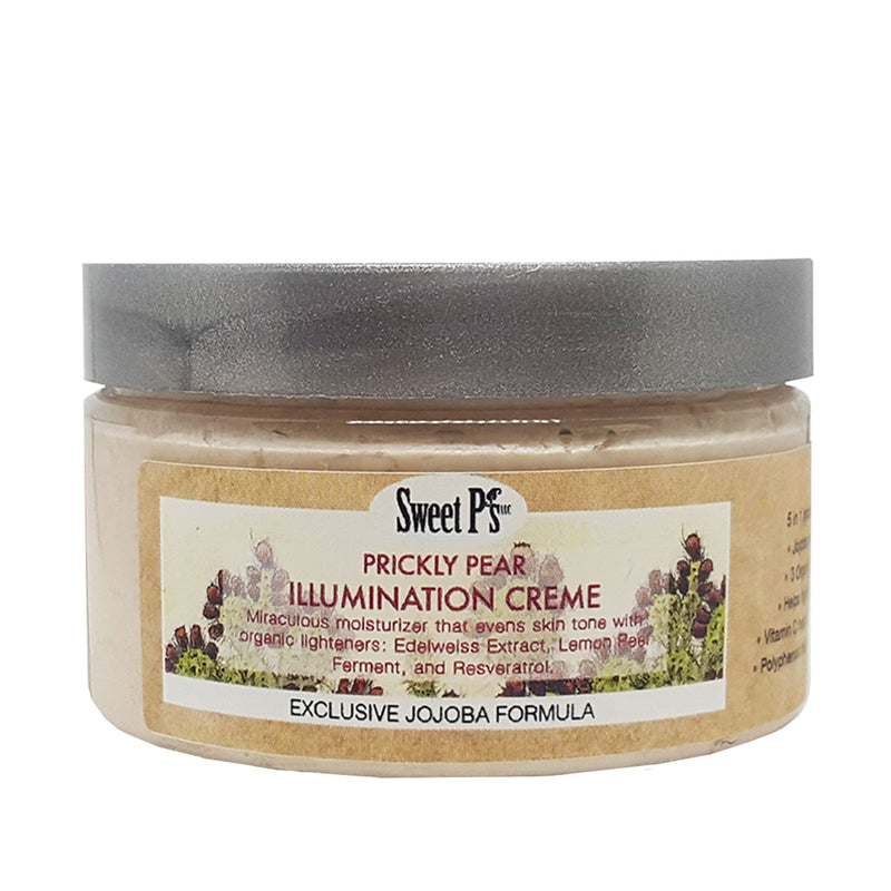 prickly pear illumination creme, moisturizer