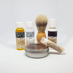 Shaving Travel Set - Fragrance Free