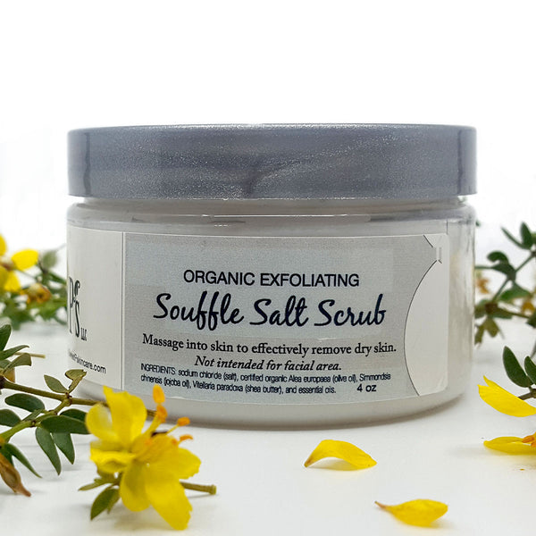 Souffle Salt Scrub - Desert Collection