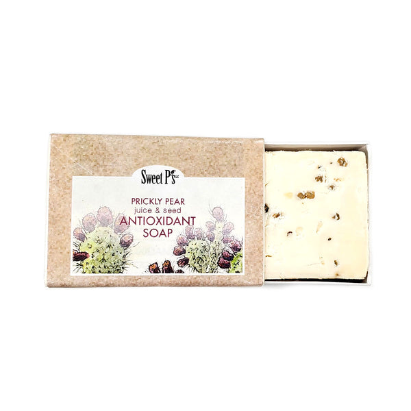 Boxed Soap - Prickly Pear Antioxidant Soap
