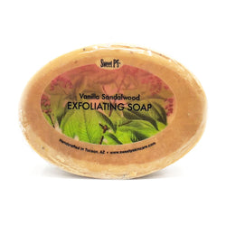 Soap - Vanilla/Sandalwood Exfoliating