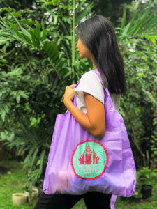 BBPB Foldable Reusable Nylon Bag
