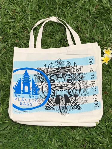 BBPB Logo Bag Blue