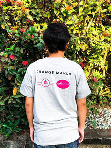 Men's BBPB Changemaker T-Shirt Grey