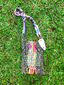 Mountain Mamas Crochet Bag