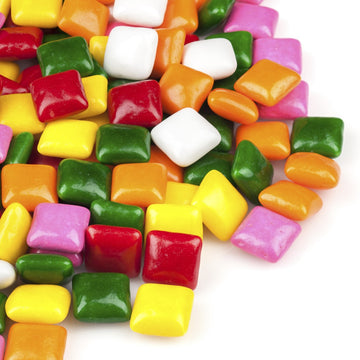 Bubble Gum Candy Pieces