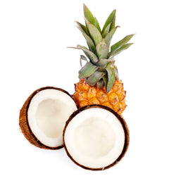 Coconut Pineapple Emulsion