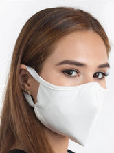 Anti-Viral White Unisex Mask (kills 99.99% Covid-19 virus on contact*)
