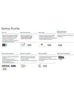 Anti-Viral SKIN CARE Black Unisex Mask (kills 99.99% Covid-19 virus on contact*)-8
