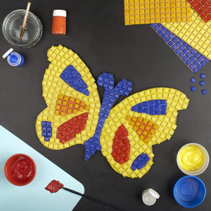 Mosaic Kit - Mosaic Art Kit - Butterfly