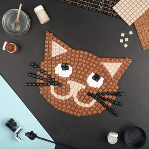 Mosaic Kit - Mosaic Art Kit - Cat