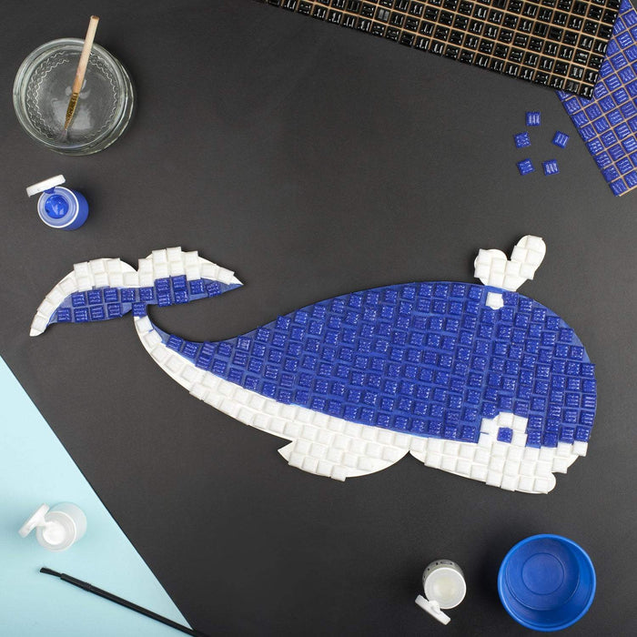 Mosaic Art Kit - Whale