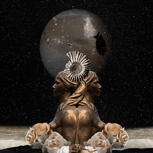 FULL MOON IN PISCES - SEPTEMBER 2020