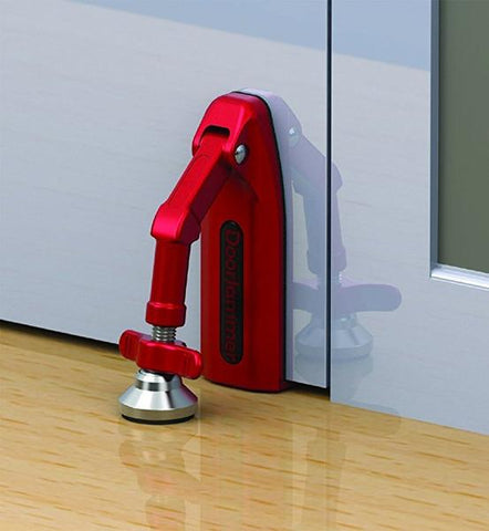 Portable Door Lock Brace: Put a temporary lock on any door and get a perfect peace of mind!
