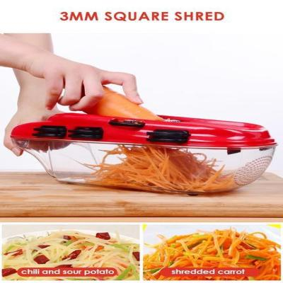 Multi-Function Vegetable Cutter:  Prepare delicious and healthy food !