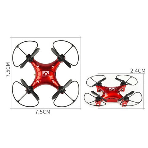 3rd Generation Drone: High quality, very inexpensive and easy to use - Ideal for beginner and intermediate pilots