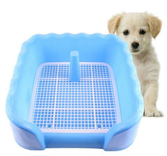 Pet Dog/Cat Potty Trainer - Train your pet with this amazing toilet tray !