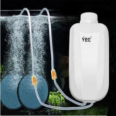 Mini Aquarium Oxygenation Pump -  The smallest and quietest pump in the world!