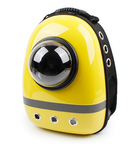 Astronaut Space Capsule Pet Backpack - Take your pet anywhere with this awesome backpack !